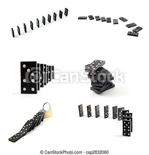 domino collection - csp2832060