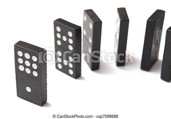 Domino - csp7098688