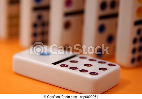 Dominoes 2 - csp0022061