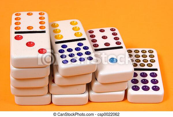 Dominoes 3 - csp0022062