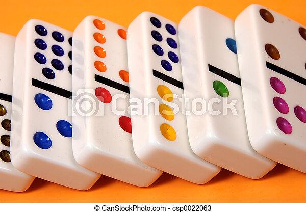Dominoes 4 - csp0022063