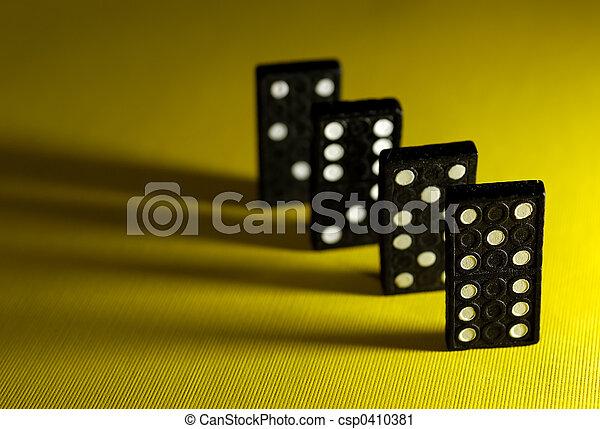 Dominoes - csp0410381