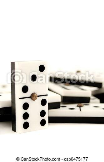 dominoes - csp0475177