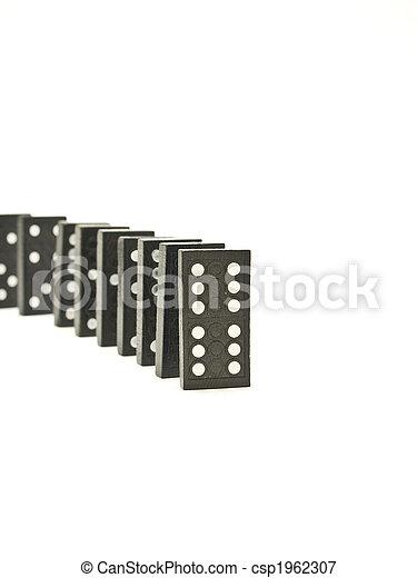 dominoes - csp1962307