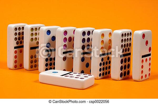 Dominoes - csp0022056