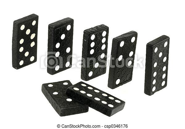 Dominoes - csp0346176