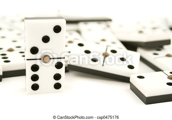dominoes - csp0475176