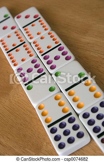 Dominoes - csp0074682