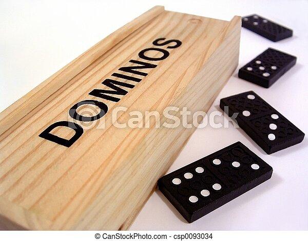 Dominoes - csp0093034