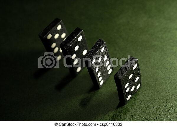 Dominoes - csp0410382