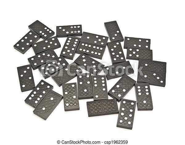 dominoes - csp1962359