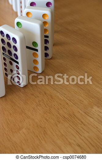 Dominoes - csp0074680