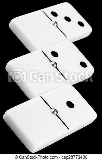 dominoes - csp28773400