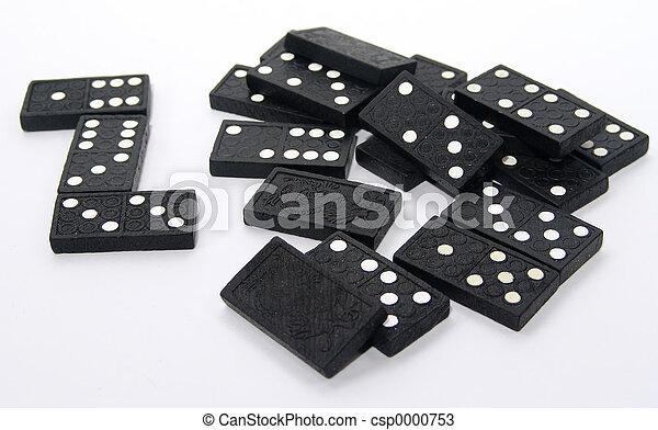 Dominoes - csp0000753