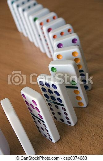 Dominoes - csp0074683