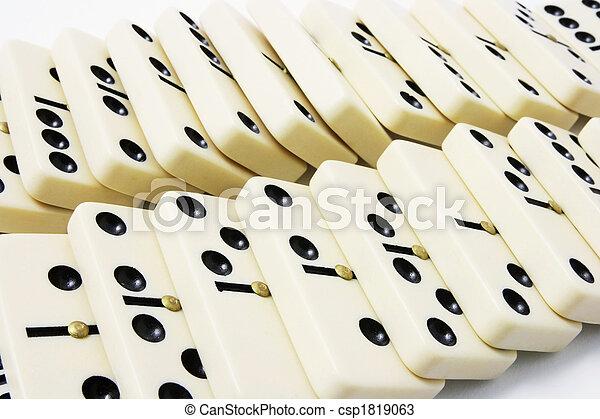 Dominoes - csp1819063