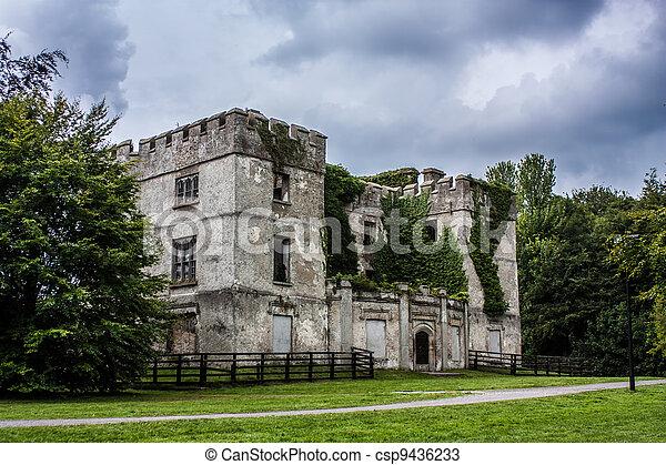 Donadea Castle - csp9436233