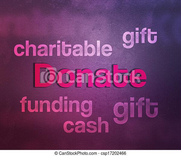 Donate - csp17202466