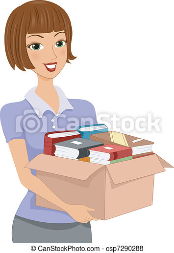 Donation Box - csp7290288