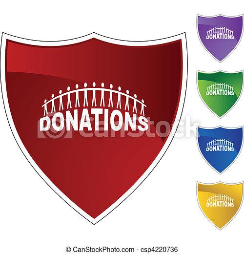 Donations - csp4220736