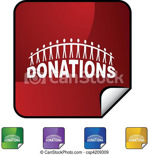 Donations - csp4209309