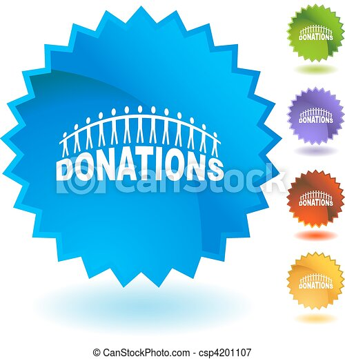 Donations - csp4201107