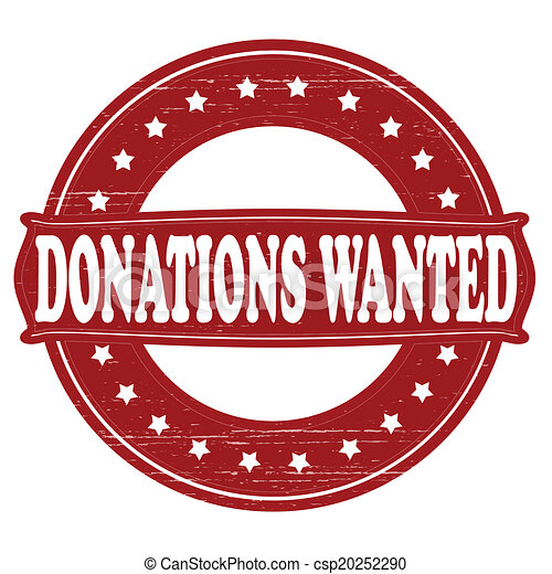 Donations wanted - csp20252290