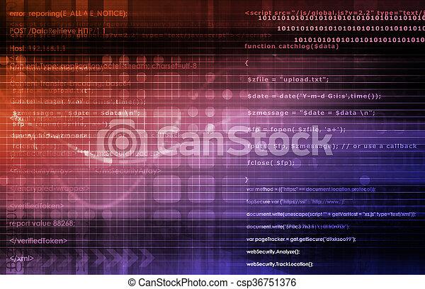 données, analyse - csp36751376