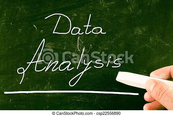 données, analyse - csp22556890