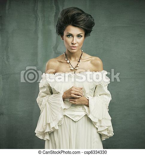 donna, delicato - csp6334330