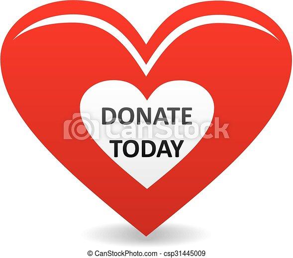 donner, aujourd'hui - csp31445009