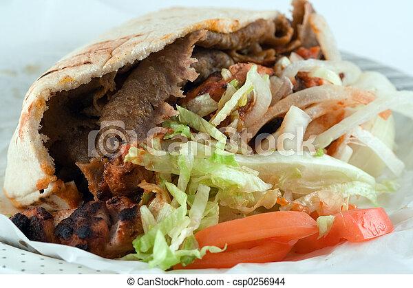 Donner Kebab - csp0256944