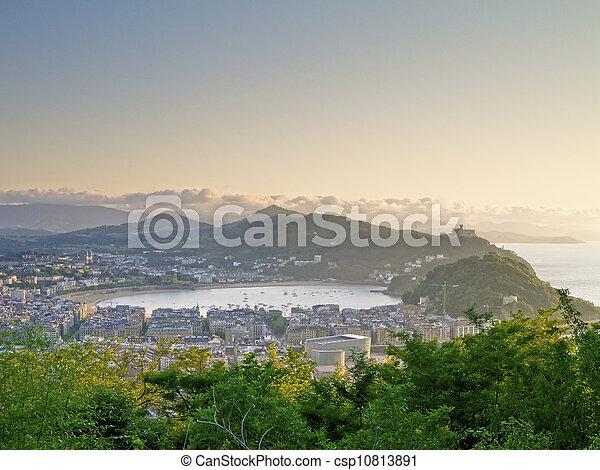 Donostia - San Sebastian - csp10813891