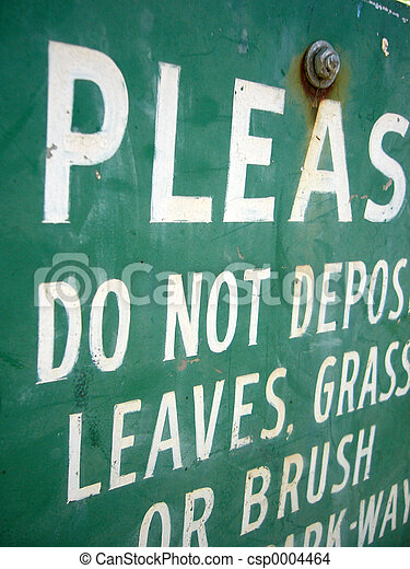 Don't Deposit - csp0004464