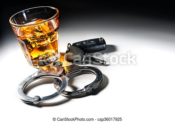 dont drink and drive - csp36017925