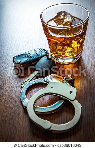 dont drink and drive - csp36018043
