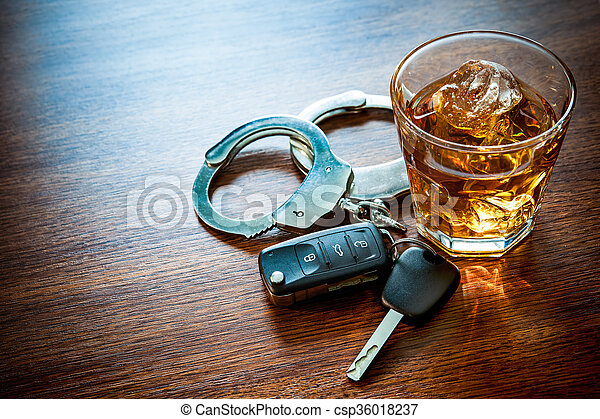 dont drink and drive - csp36018237