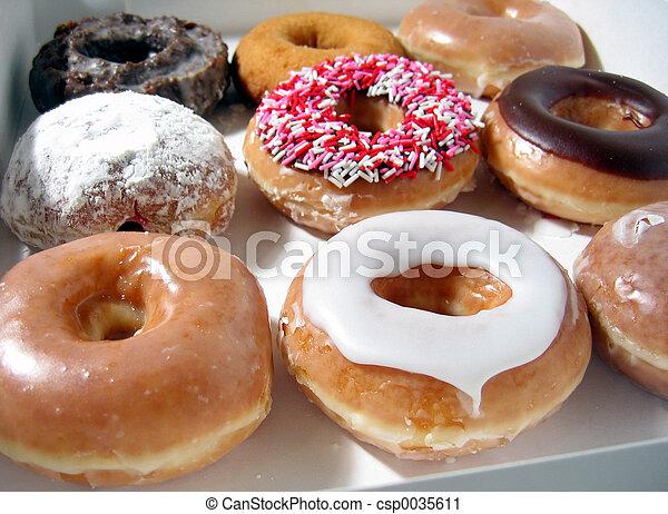 Donuts - csp0035611