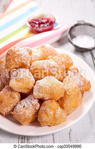 donuts - csp33549986