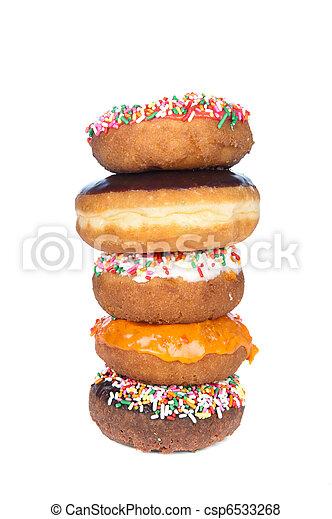 Donuts - csp6533268