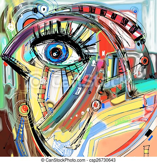 f1b59c94f68 Doodle, abstrakt, digitale, original, artwork, maleri, fugl. Fugl ...