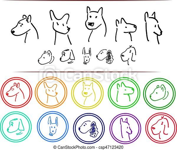 Doodle dog (logo)