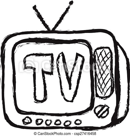 doodle old wooden tv  vector illustration free bird cage clipart birdcage clipart png