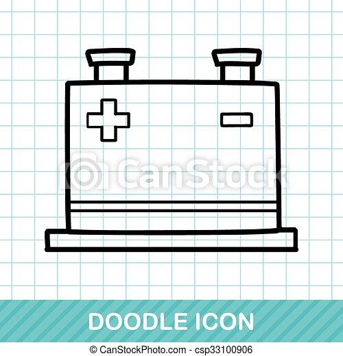 doodle, transformador, poder - csp33100906