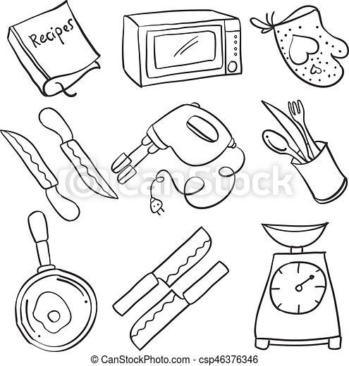 Dessin cuisine for Dessiner ma cuisine en 3d gratuit