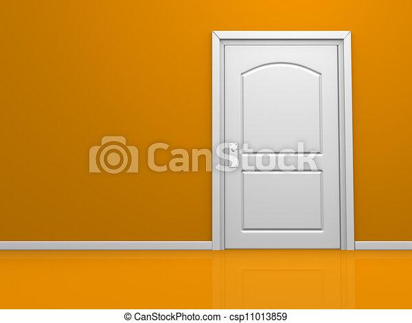 Door - csp11013859