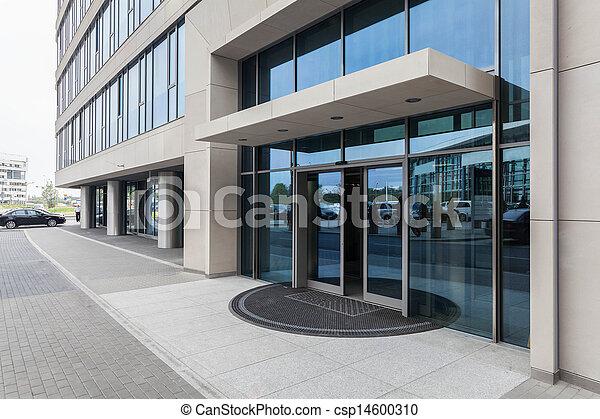 Door to office - csp14600310