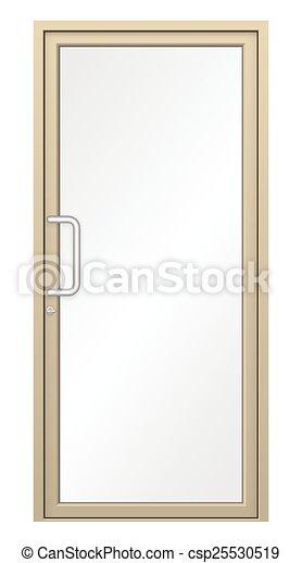 Door - csp25530519
