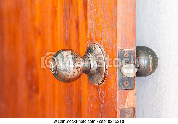 Doorknob - csp18215218