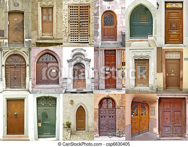 doors 2 - csp6630405